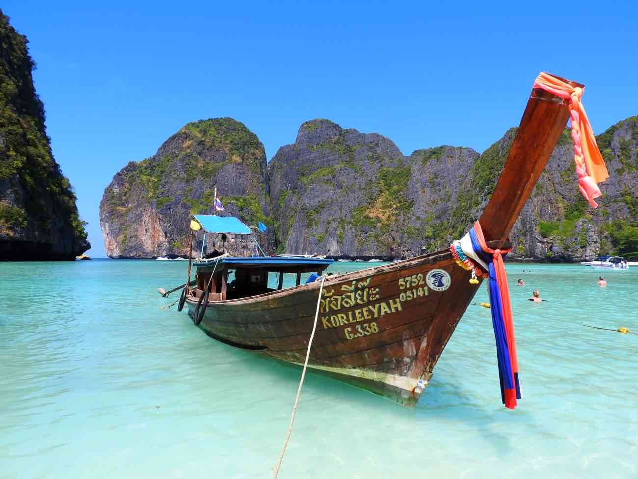 Travel to the islands of Thailand – 5 ready-made routes