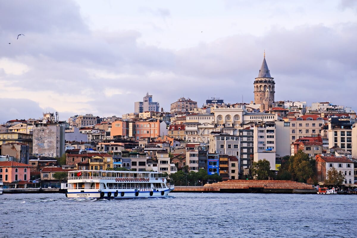 Istanbul in 3 days – what to see when traveling on your own