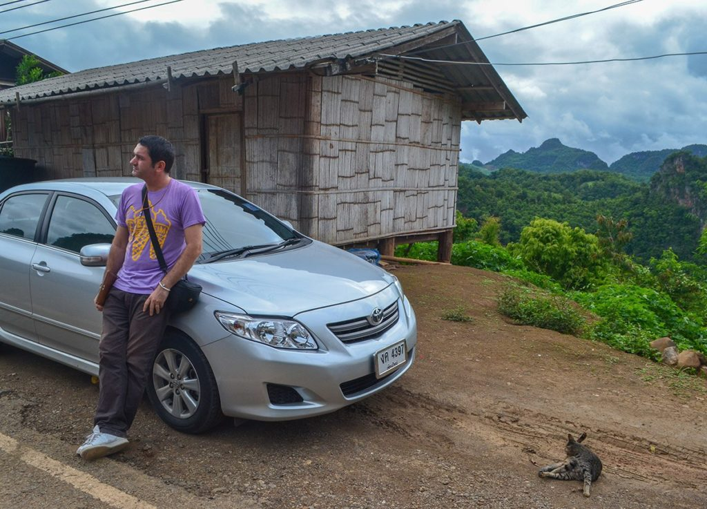 North of Thailand by car – 5 options for auto routes